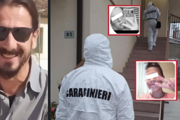 IL MONDO RIFLESSO DI ALESSANDRO PONTIN. IL RAPTUS E IL FENOMENO DELL'OMICIDIO-SUICIDIO.