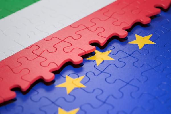 ITALIA SORVEGLIATO SPECIALE. PROIEZIONI DI FMI E LE PROSPETTIVE DEL GOVERNO DRAGHI.